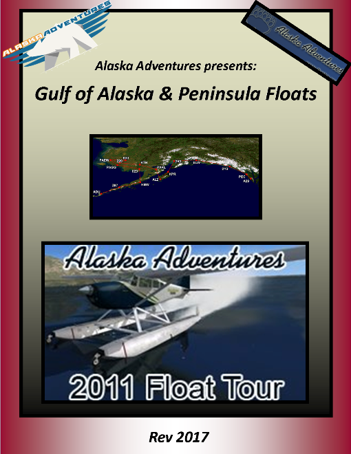 3. Gulf of Alaska & Peninsula Floats (Level 1-Easy-6A)