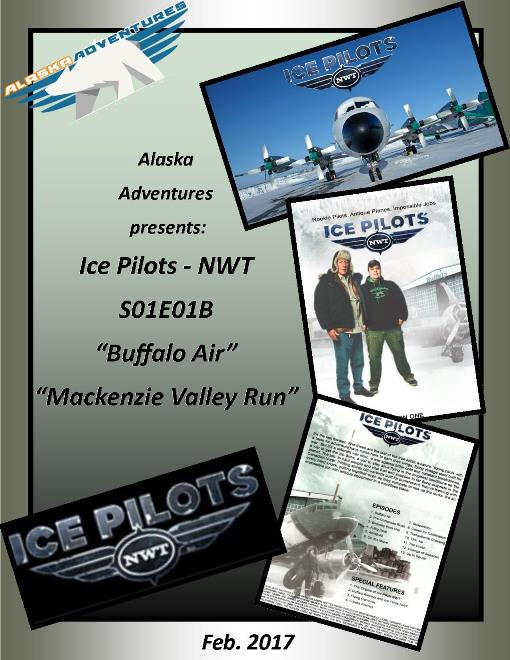 81. IP NWT: S01E01B1 The Mackenzie Valley Run - C46A (4N)