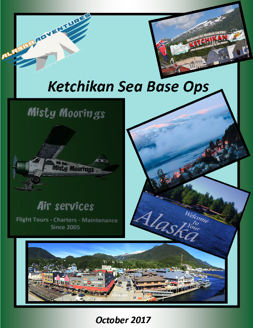 93. AKA Ketchikan Sea Base Ops - (Level 3-Hard-4N1)
